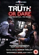 Truth or Dare - British DVD cover (xs thumbnail)