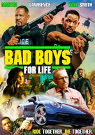 Bad Boys for Life - DVD movie cover (xs thumbnail)