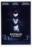 Batman Returns - Italian Theatrical movie poster (xs thumbnail)
