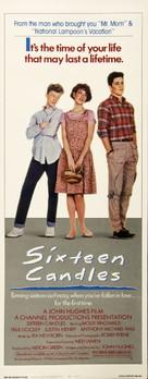 Sixteen Candles - Movie Poster (xs thumbnail)