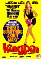 Kingpin - British Movie Cover (xs thumbnail)