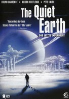 The Quiet Earth - German DVD cover (xs thumbnail)