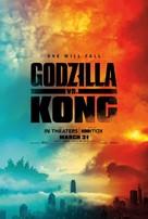 Godzilla vs. Kong - Movie Poster (xs thumbnail)