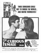 The Curious Female - Movie Poster (xs thumbnail)