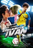 El sueño de Iván - Mexican Movie Poster (xs thumbnail)