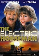 The Electric Horseman - DVD movie cover (xs thumbnail)