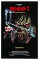Demoni 2 - Movie Poster (xs thumbnail)