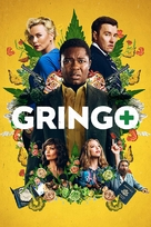 Gringo - British Movie Cover (xs thumbnail)