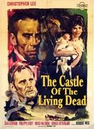 Il castello dei morti vivi - Italian Movie Poster (xs thumbnail)