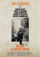Inside Llewyn Davis - Dutch Movie Poster (xs thumbnail)