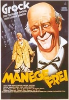 Au revoir M. Grock - German Movie Poster (xs thumbnail)