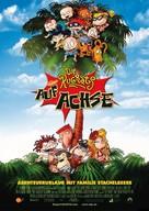 Rugrats Go Wild! - German Movie Poster (xs thumbnail)