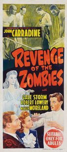 Revenge of the Zombies - Australian Movie Poster (xs thumbnail)