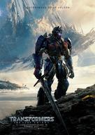 Transformers: The Last Knight - German Movie Poster (xs thumbnail)