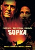 Terror Peak - Czech Movie Cover (xs thumbnail)