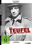 Le doulos - German Movie Cover (xs thumbnail)