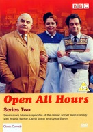 """Open All Hours"" - British DVD movie cover (xs thumbnail)"
