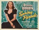Spring Parade - Movie Poster (xs thumbnail)