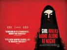 A Girl Walks Home Alone at Night - British Movie Poster (xs thumbnail)