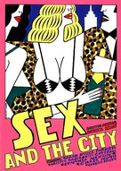 Sex and the City - Polish Movie Poster (xs thumbnail)