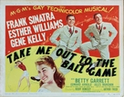 Take Me Out to the Ball Game - Movie Poster (xs thumbnail)