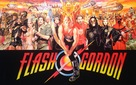 Flash Gordon - poster (xs thumbnail)