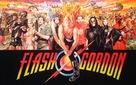 Flash Gordon - poster (xs thumbnail)