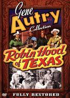 Robin Hood of Texas - DVD cover (xs thumbnail)
