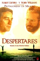 Awakenings - Spanish Movie Poster (xs thumbnail)