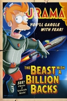 Futurama: The Beast with a Billion Backs - Movie Poster (xs thumbnail)