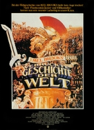 History of the World: Part I - German Movie Poster (xs thumbnail)