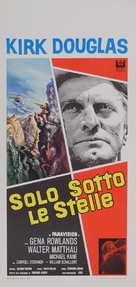 Lonely Are the Brave - Italian Movie Poster (xs thumbnail)