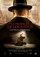 Último justo, El - Mexican Movie Poster (xs thumbnail)