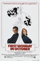 First Monday in October - Movie Poster (xs thumbnail)
