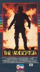 The Vindicator - VHS cover (xs thumbnail)