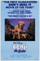 Benji the Hunted - Movie Poster (xs thumbnail)