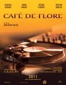 Café de flore - Canadian Movie Poster (xs thumbnail)
