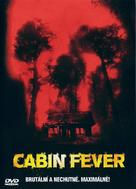 Cabin Fever - Czech Movie Cover (xs thumbnail)