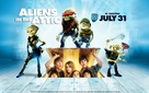 Aliens in the Attic - Movie Poster (xs thumbnail)