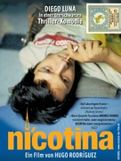 Nicotina - German Movie Poster (xs thumbnail)