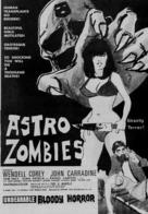 The Astro-Zombies - poster (xs thumbnail)