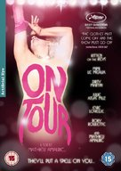 Tournée - British DVD cover (xs thumbnail)