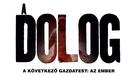 The Thing - Hungarian Logo (xs thumbnail)