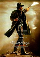 Wyatt Earp - French Movie Poster (xs thumbnail)