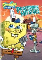 """""""SpongeBob SquarePants"""" - Polish DVD cover (xs thumbnail)"""