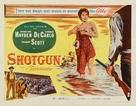 Shotgun - Movie Poster (xs thumbnail)