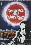 Fail-Safe - German Theatrical poster (xs thumbnail)