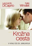 Revolutionary Road - Slovenian Movie Poster (xs thumbnail)