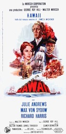 Hawaii - Italian Movie Poster (xs thumbnail)