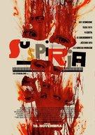 Suspiria - Latvian Movie Poster (xs thumbnail)